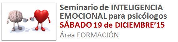 Seminario Int Emocional Diciembre15