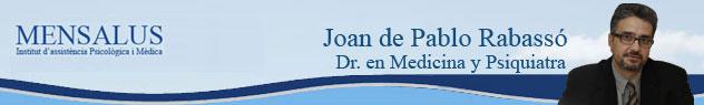 joan de pablo Insomnio. Entrevista al Dr. Joan de Pablo
