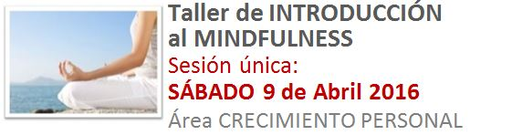 intro MINDFULNESS abril16