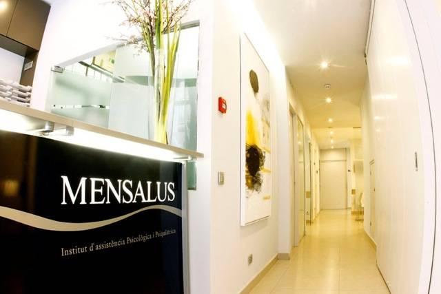 Instalaciones Pscilogos Barcelona Mensalus