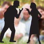Problemas pareja por familia política